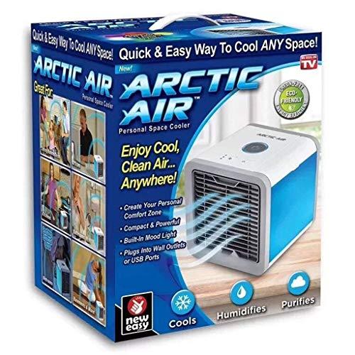 ATR Kühlung Kleiner Lüfter, 7-Fach Variabler Lüfter mit USB-Stromversorgung, zur Kühlung und Geschenke bei heißem Wetter.