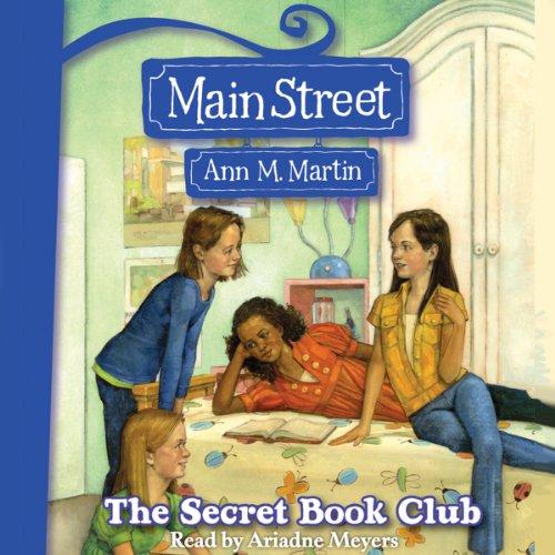 The Secret Book Club  Audiolibri