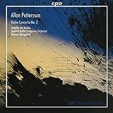 Allan Pettersson: Violin Concerto No. 2