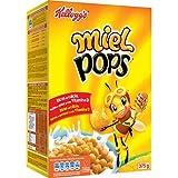 Cereales De Desayuno KelloggŽs Miel Pops 375g
