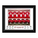 Personalised Liverpool Dressing Room Photo Contemporary Frame Personalised This Is A Stunning Gift