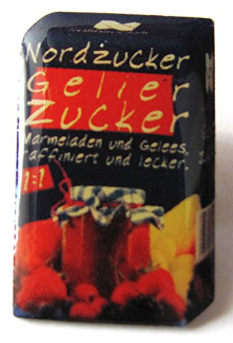 Nordzucker - Gelierzucker - Pin 23 x 22 mm