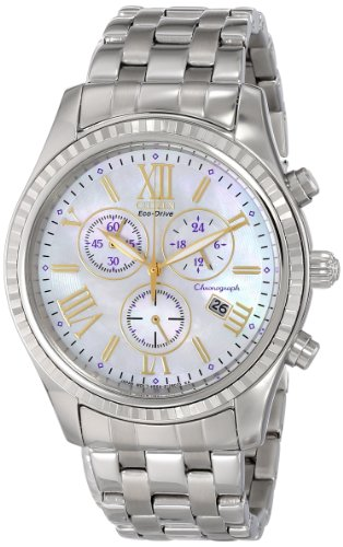 Citizen Women's FB1360-54D Drive from Citizen Eco-Drive Stainless Steel Watch image