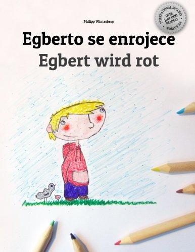 Descargar Alberto se enrojece/Egbert wird rot: Libro infantil para ...