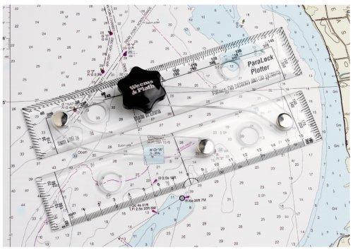 Weems & Plath Marine Navigation paralock Plotter von Weems & Plath Marine-plotter