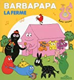 Livre son Barbapapa - La ferme