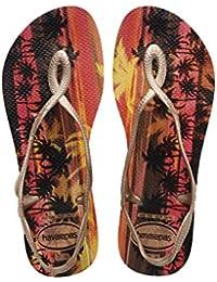 Havaianas Luna Print, Sandalias para Mujer