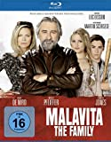 Malavita - The Family [Blu-ray] [Blu-ray] (2014) De Niro, Robert; Pfeiffer, M...