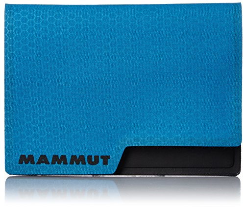 Mammut Geldbörse Smart Wallet Ultralight cyan, one size