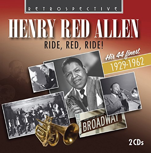 Ride Red Ride-His 44 Finest 1929-1962 (Allen Henry Red)