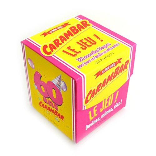 Mini Boîte à blagues Carambar par Collectif