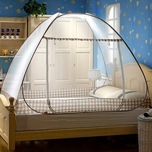 AISSION Mosquito Nets Jurten Falten Reißverschluss Moskitonetze, verhindern Insekt Pop Up Zelt...