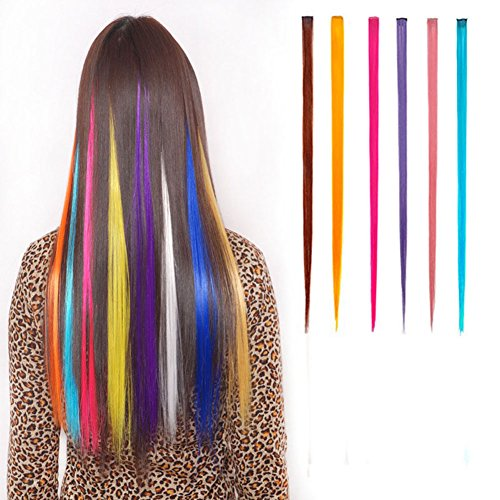 Extension capelli colorate online