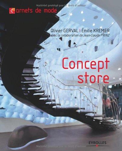 Concept-store par Olivier Gerval