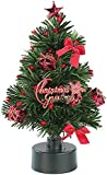 PEARL Weihnachtsbaum für LKW: LED-Weihnachtsbaum mit Batterie-Betrieb