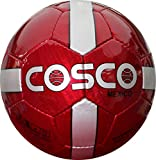 #8: Cosco Mexico Football, Size 5 (Red/White)
