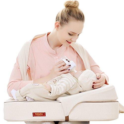 LJHA Oreillers d'allaitement Oreiller d'allaitement Oreiller de Taille Oreiller de Corps Taille facultative Oreillers d'allaitement ( Size : 59*35cm )