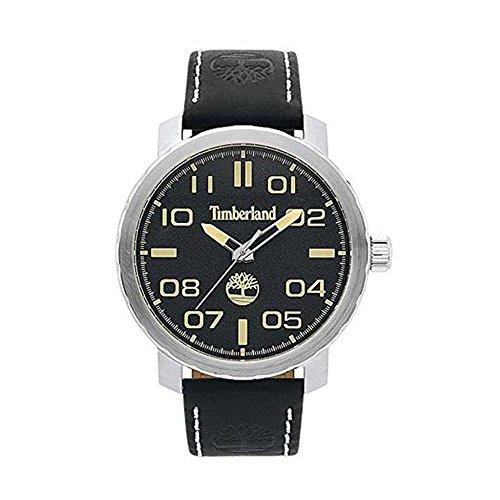 b2610609715c Timberland Reloj Análogo clásico para Hombre de Cuarzo con Correa en Cuero  TBL.15377JS