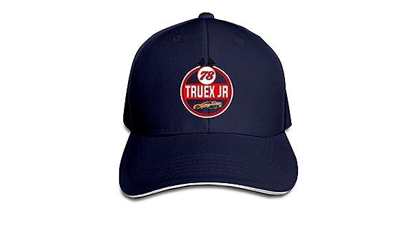 Hittings Martin Truex Jr 78 Stock Car Racing Flex Baseball Cap Navy