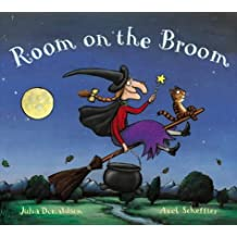 Room on the Broom Big Book by Julia Donaldson (2003-08-15)