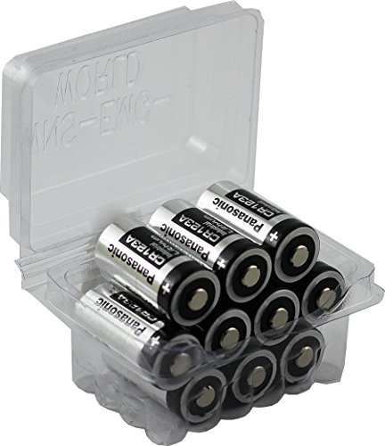10 Stück Panasonic CR123A CR 123A Photo Foto Lithium Batterie Big Box Pack Der Marke Wns-emg-world