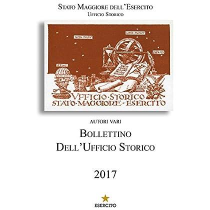 Bollettino Dell'ufficio Storico (2017)