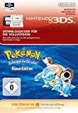 Pokémon Blaue Edition [3DS Download Code]