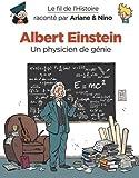 """Afficher """"Le fil de l'histoire raconté par Ariane & Nino n° 1<br /> Albert Einstein"""""""