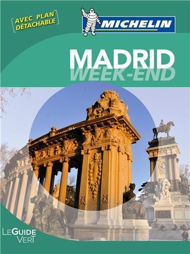Groene gidsen Michelin weekend Madrid