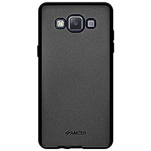 Amzer 97482 Pudding TPU Case - Black for Samsung GALAXY A5 SM-A500F
