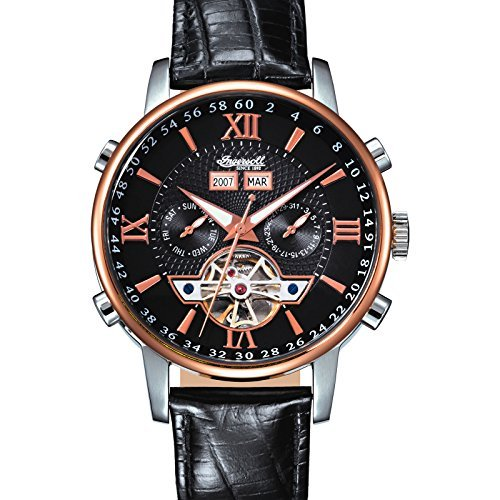 Ingersoll Armbanduhr Grand Canyon II - IN4503RBK