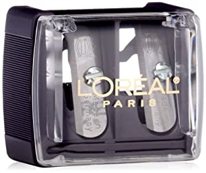 L'Oreal Paris Dual Sharpener with Clear Cover