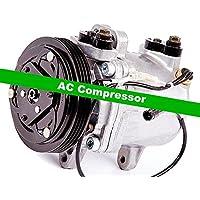Gowe auto AC Compressore per auto Suzuki VITARA 2.5L 1.6L/Esteem 1.6L/Grand Vitara 2.5L V61995–200260–00820na - Suzuki Compressore