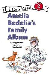 Amelia Bedelia's Family Album (I Can Read Book 2)