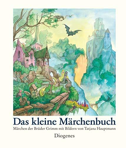 Buchseite und Rezensionen zu 'Das kleine Märchenbuch: Märchen der Brüder Grimm mit Bildern von Tatjana Hauptmann (Kinderbücher)' von Tatjana Hauptmann