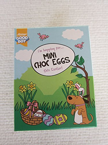 Good Boy Mini Choc Eggs for Easter 75g small eggs 1
