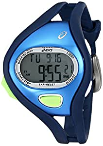 Asics Men's CQAR0502 Digital Display Quartz Blue Watch