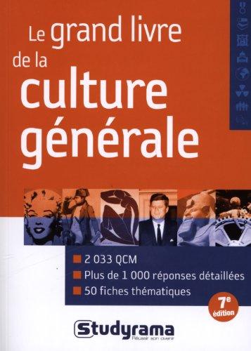 Le grand livre de la culture générale par Marie Berchoud, Benoît Berthou, Jean Castarède, Sophie Chautard