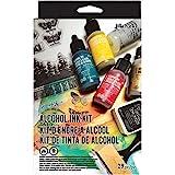 Ranger Kit d'encre à Alcool Distress, Multicolore.