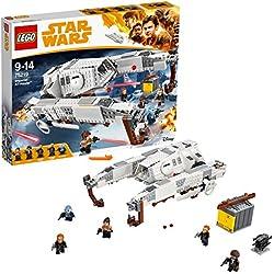 LEGO Star Wars - Véhicule Impérial AT-Hauler - 75219 - Jeu de Construction