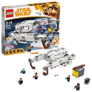 LEGO- Star Wars Includes Qi'ra, Val, Rio Durant And 2 of Dryden's Guards Minifigures Imperial ATHauler, Multicolore… 5702016111170 LEGO