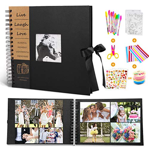 MMTX Álbum de Fotos DIY Scrapbook
