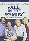 All in the Family: Complete Sixth Season [DVD] [Region 1] [US Import] [NTSC]