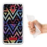 Doogee X3 Hülle, WoowCase Handyhülle Silikon für [