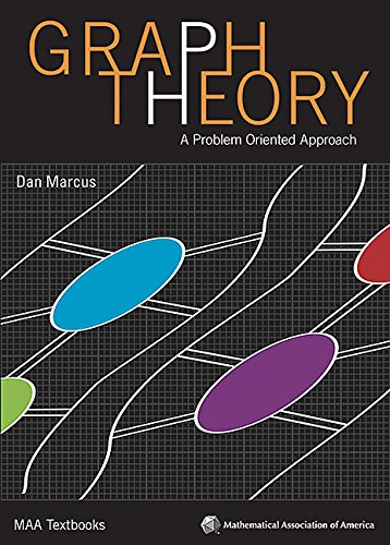 Graph Theory: A Problem Oriented Approach (Maa Textbooks, Band 11)