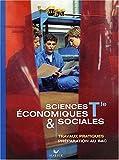 Image de Sciences économiques et sociales Tle : Travaux pratiques