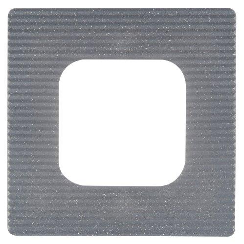 Kopp 342220085 Dekorrahmen 1-fach, stahl-farben