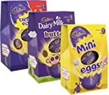 Cadbury Three Easter Medium Eggs Bundle
