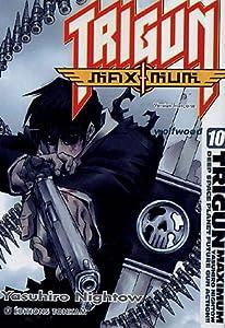 Trigun Maximum Edition simple Tome 10