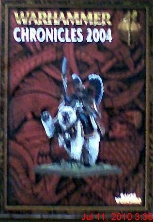 Warhammer Chronicles 2004 by Anthony Reynolds Gavin Thorpe (2003-09-30) par Anthony Reynolds Gavin Thorpe
